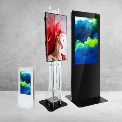 I nuovi totem dotati di monitor Samsung