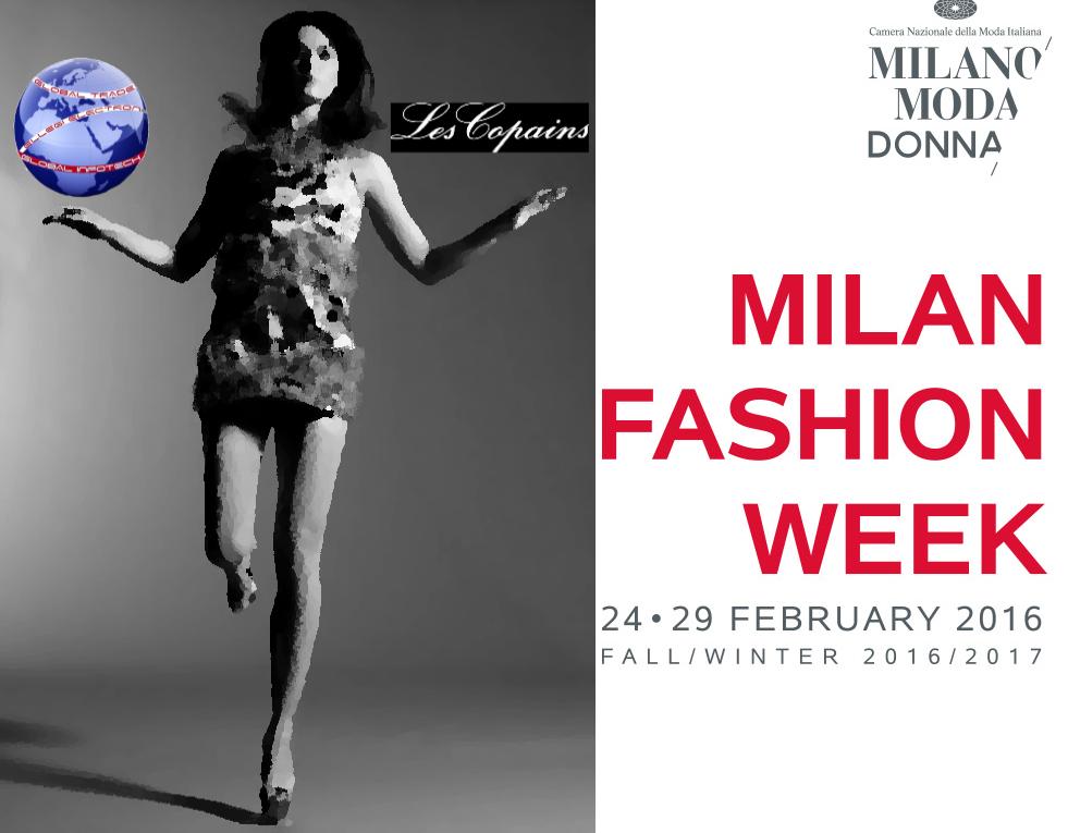 Global Infotech si mette in vetrina alla Milano Fashion Week