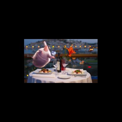 Per favore, un tavolo per quattro, una bottiglia di rosso… e lo chef al tavolo, grazie!