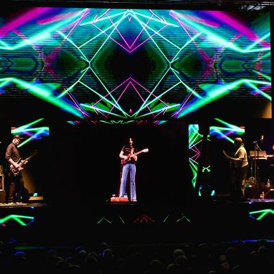 Il nuovo tour (dell'ologramma) di Frank Zappa.