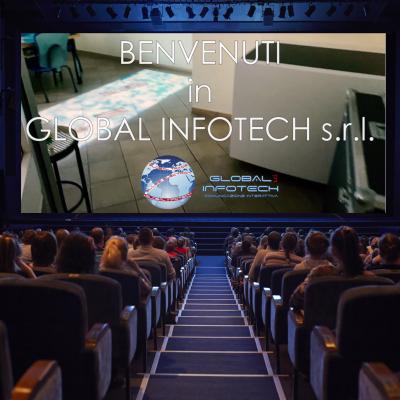 Global Infotech arriva sui grandi schermi!!