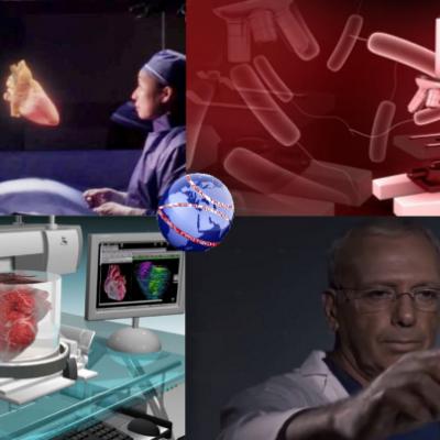 Ologrammi e medicina: il futuro è nel 2016