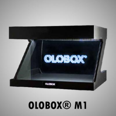 Un nuovo box olografico si aggiunge ai nostri prodotti