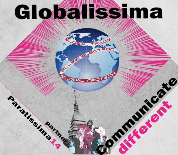 GLOBALISSIMA e PARATISSIMA 14: Feeling Different